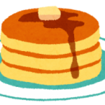 パンケーキとホットケーキの違いは味と見た目!