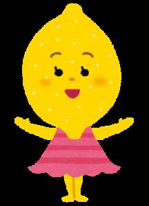 レモンキャラクター