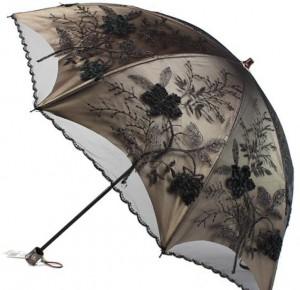 日傘レース